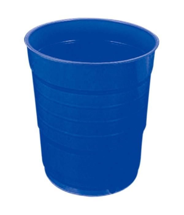 12oz/20ct pls cup dk-blue 36s
