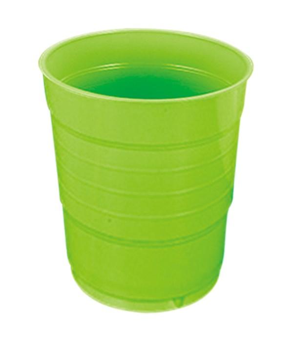 12oz/20ct pls cup lime 36s