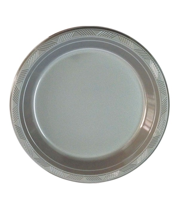 """7""""/15ct pls plate silver 36s"""