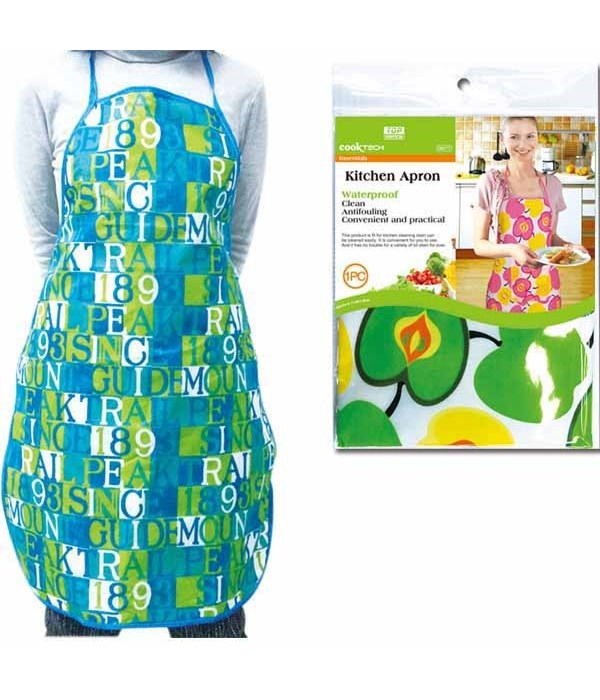 fabric apron water proof 48s