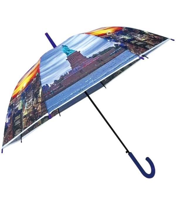 """32""""NY dsgn umbrella 12/60s"""