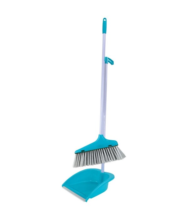 broom & dustpan set 24s