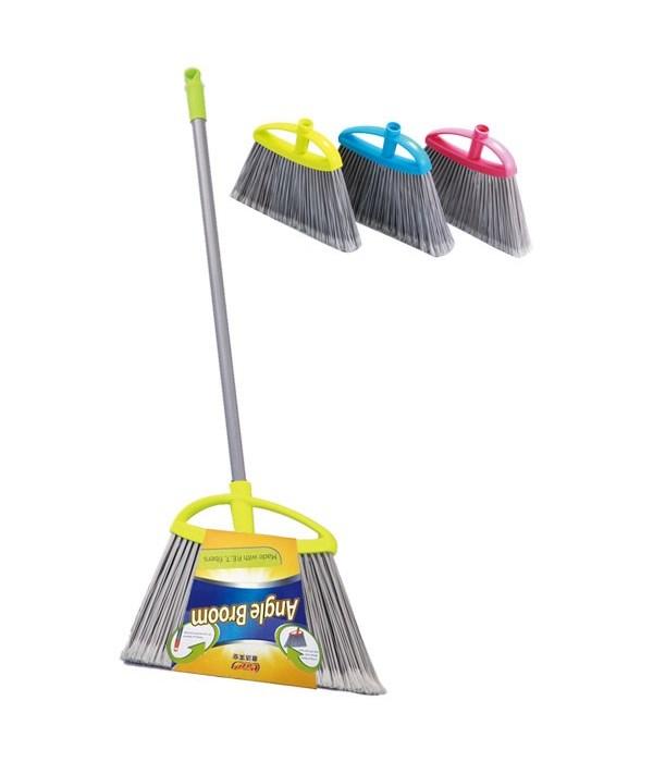 #02056 broom w/4ft hdl 24s