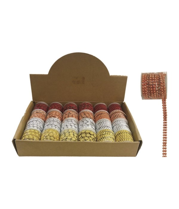beads string rolls 24/1152s