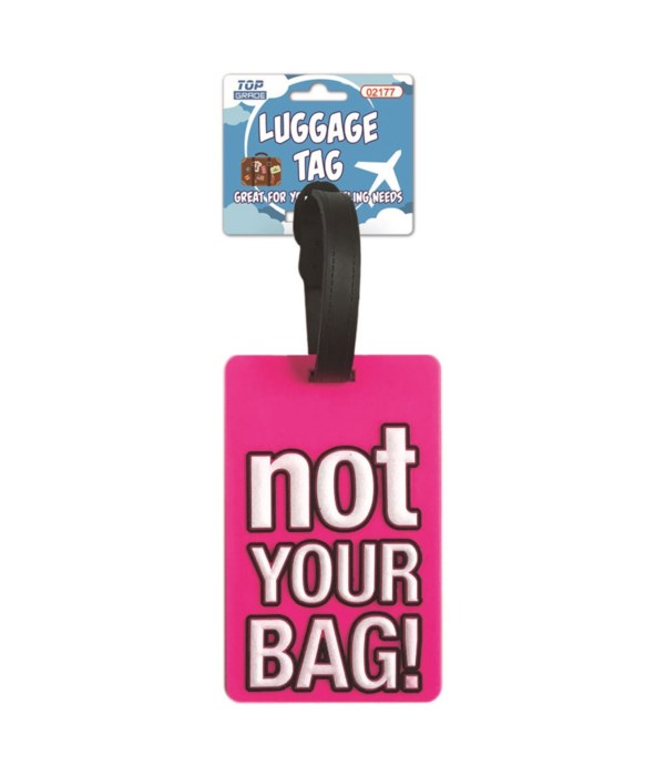 luggage tags 12/300s