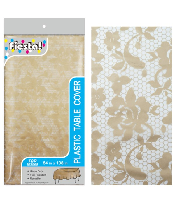 lace pattern tablecover 48s