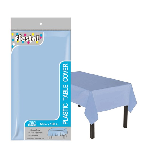"""table cover bb-blue 54x108""""48s"""