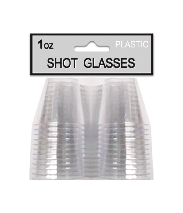 #01292 shot glass 1oz/24ct 48s