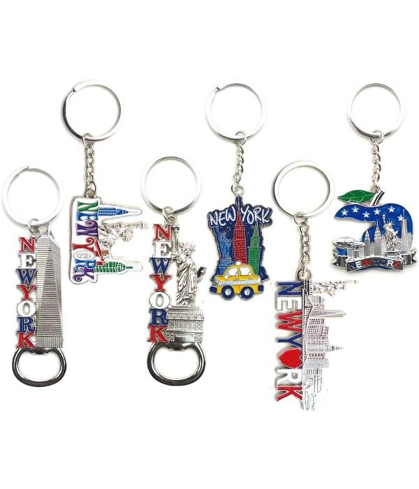 key chain NYC dsgn 12/600s