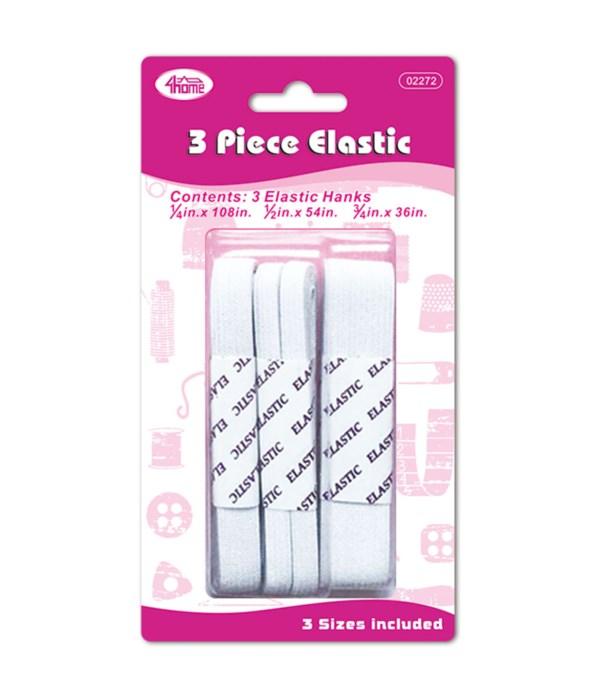 3pc elastic hank 24/192s