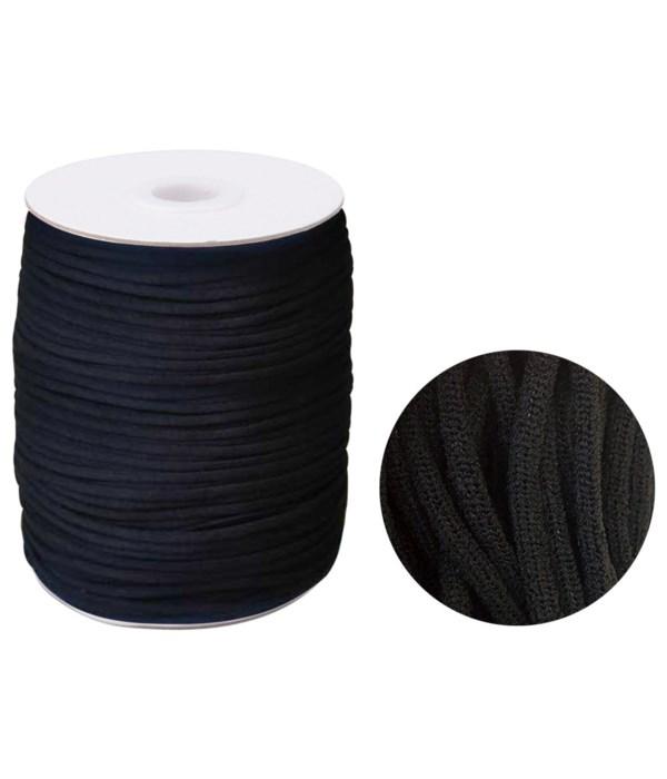 200ydx3mm elastic string blk72