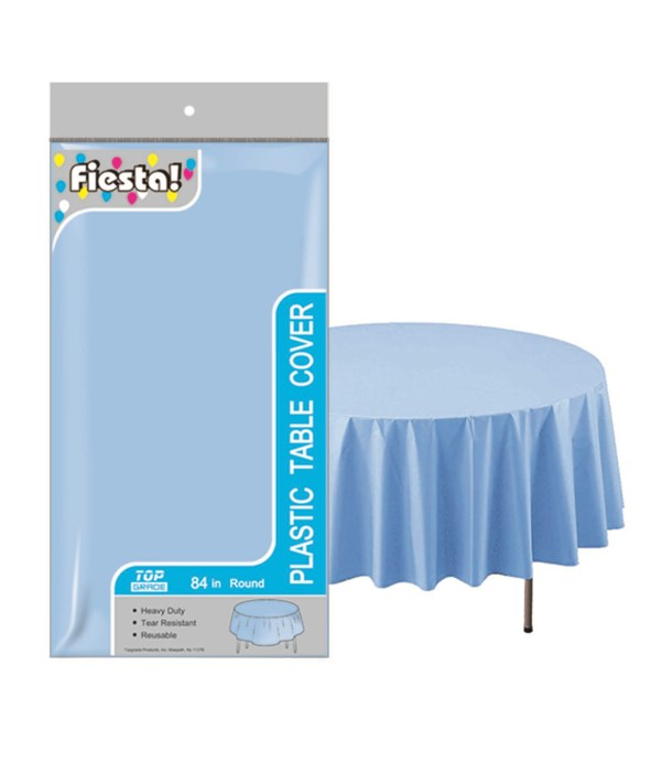 """table cover bb-blue 84""""/48s"""
