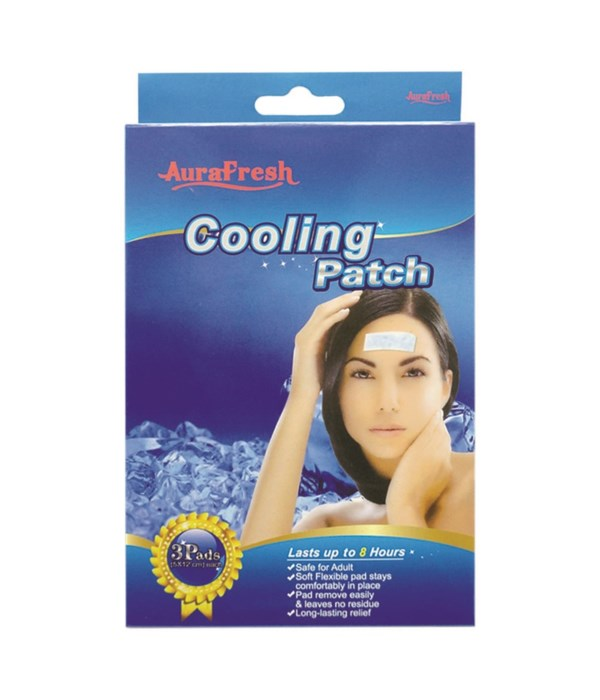 3ct cooling patch adult24/144