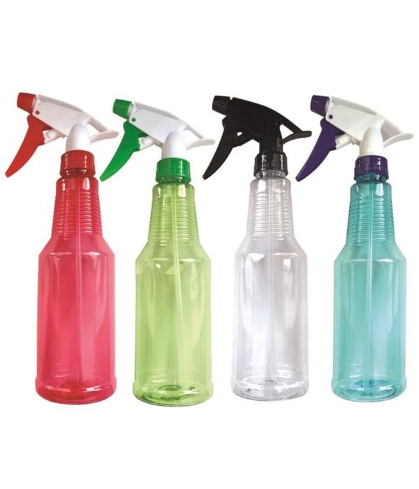 spray bottle 16oz/72s