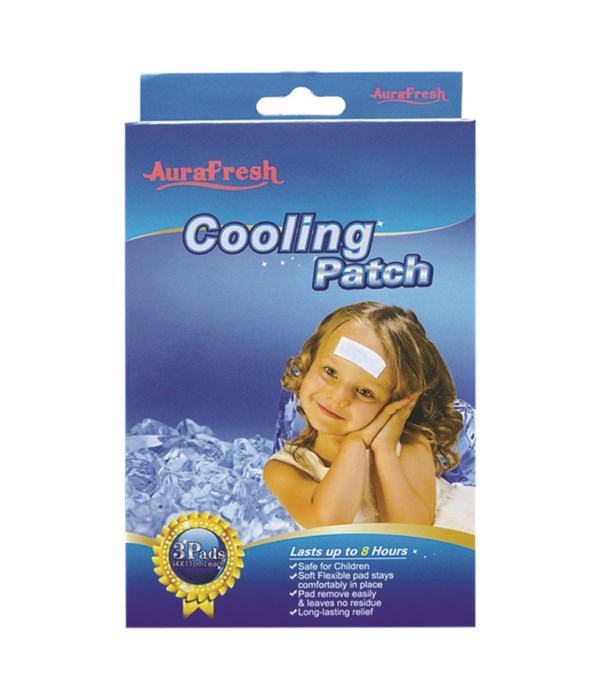 3ct cooling patch kid 24/144s