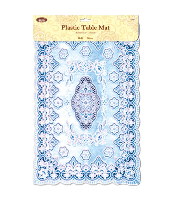 """placemat 12x18"""" 12/144s"""