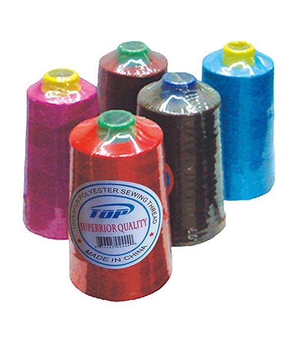 sewing thread 5000yd/mix 48s