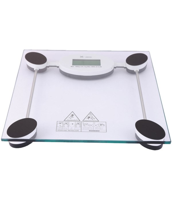 health scale glass surface 10s