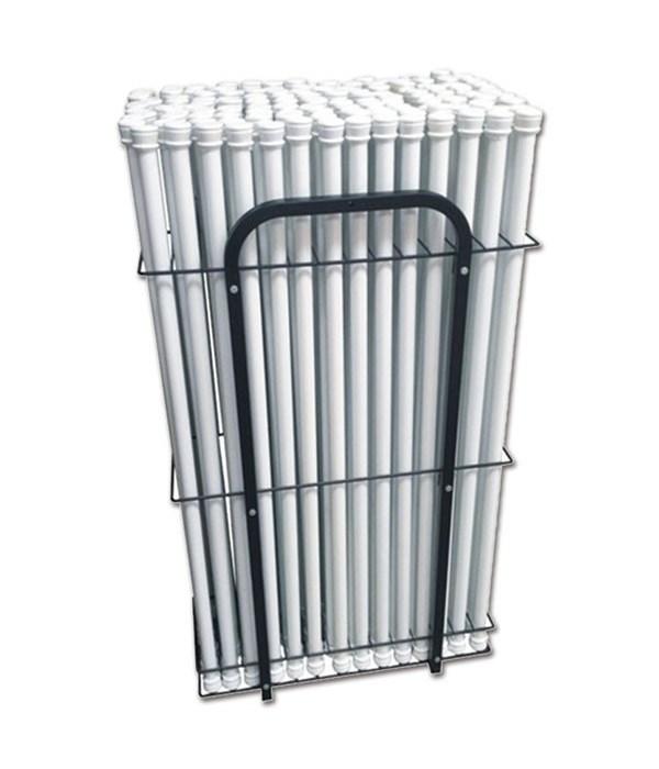 shower curtain rod display 1's