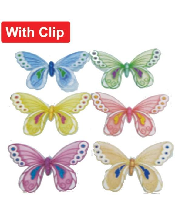 """7.9"""" butterfly w/clip 6/240s"""