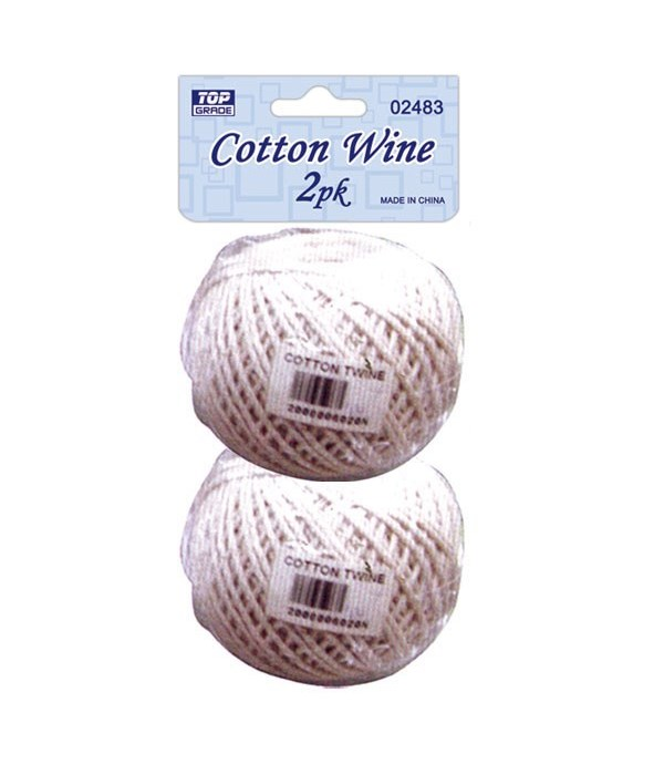 2CT cotton twine 48s