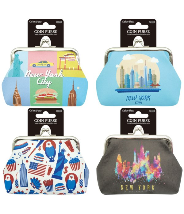 coin purse NYC 12/600s