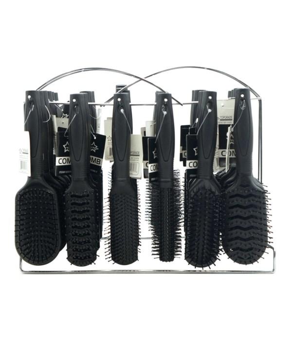 comb black color 36/72s