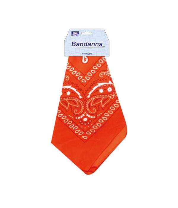 bandana orange 12/288s