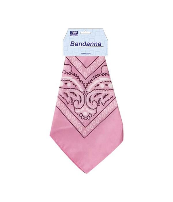bandana pink 12/288s