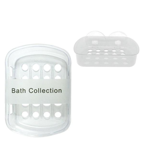 suction soap dish 24s