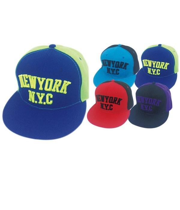 snapback cap/NYC 12/144's