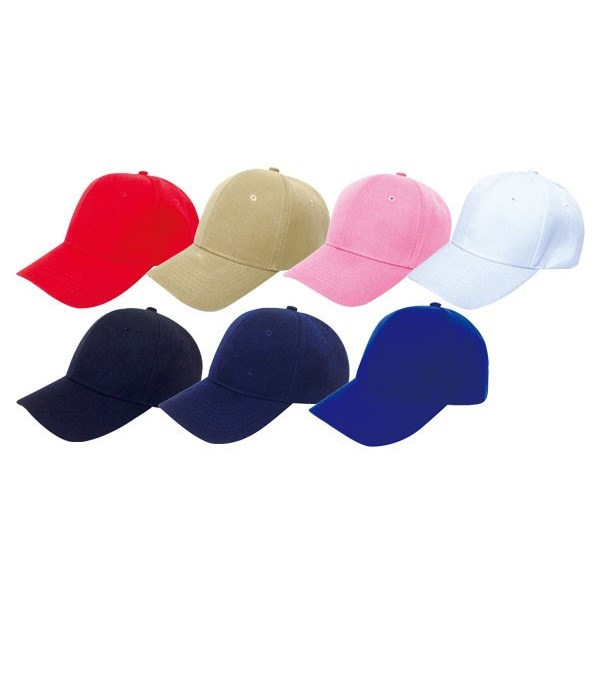 plain baseball cap 12/144's