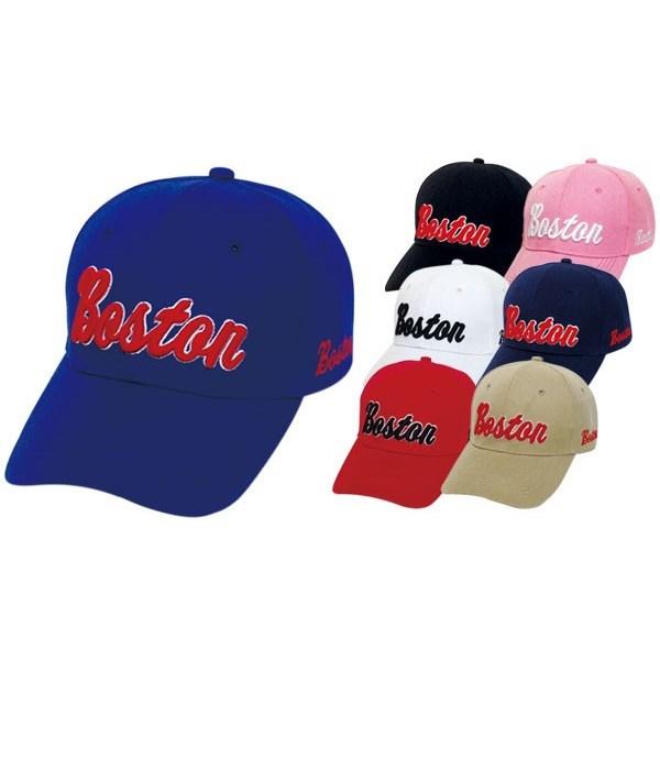 baseball cap/Boston 12/144's