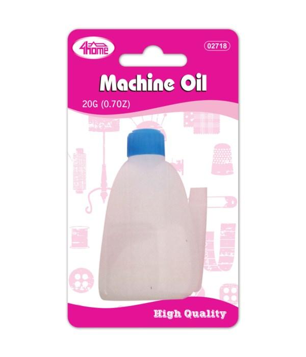 20g machine oil 24/192s