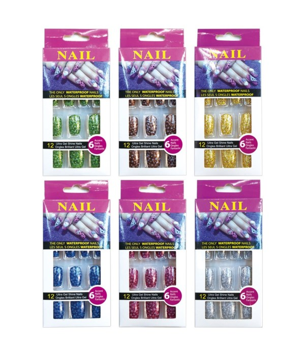 nails astd clrs 12/360s