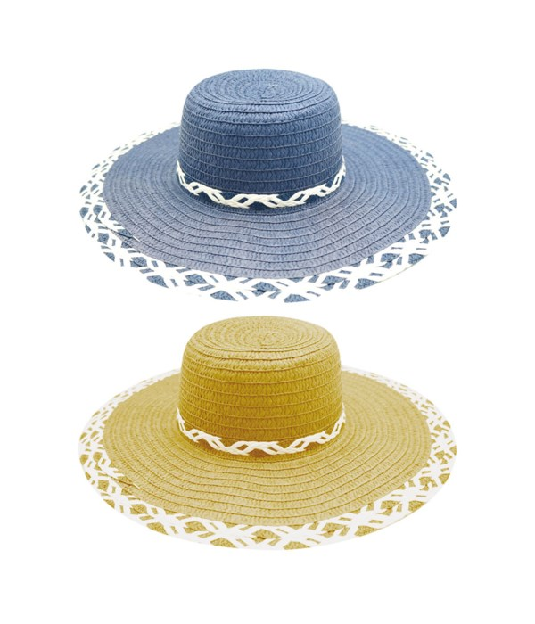 lady's summer hat 24/144s