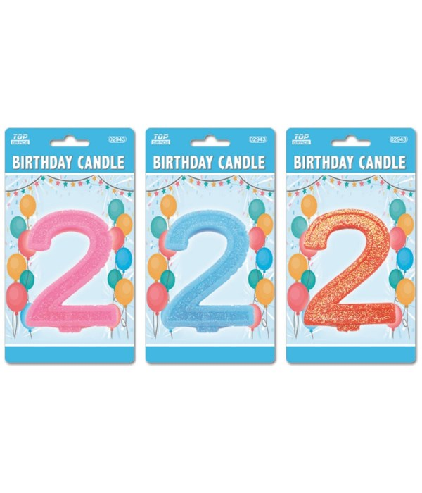 b'day candle GLT #2 24/288s