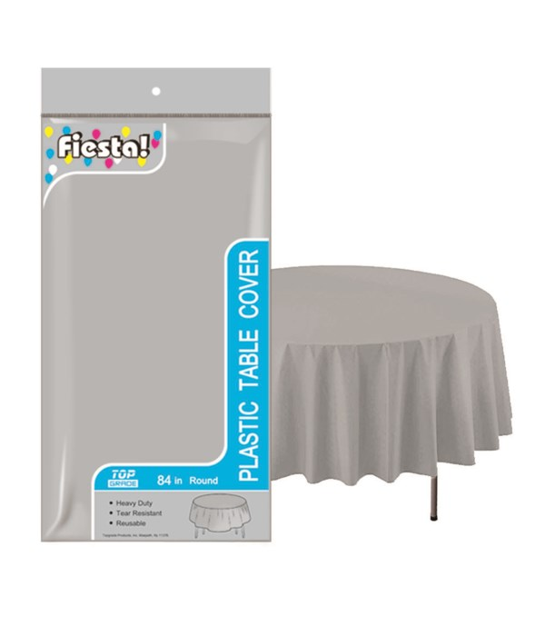 """table cover silver 84""""/48s"""