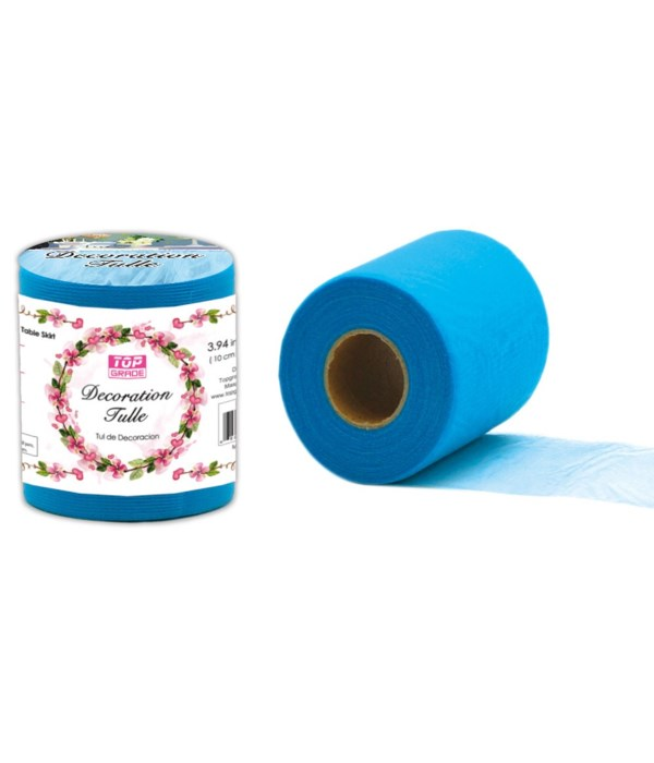 decoration tulle 6/162s