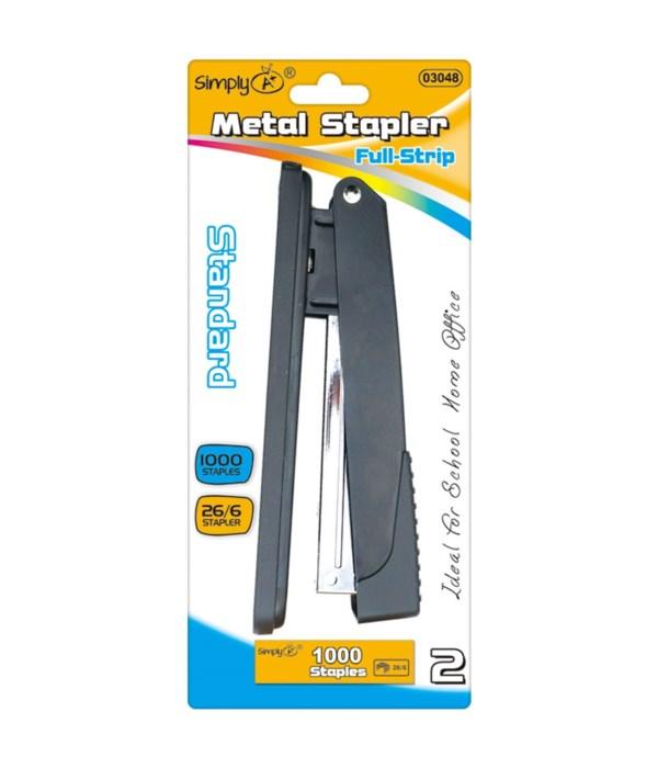 standard 26/6 stapler 12/72s