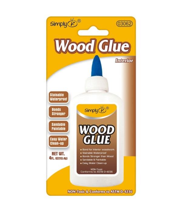 4oz/120g wood glue 36/144s