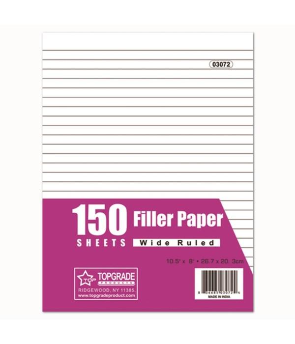 150ct filler paper 36s