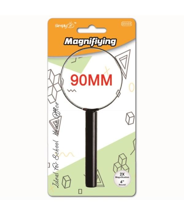 """4""""/2X magnifier 48s"""