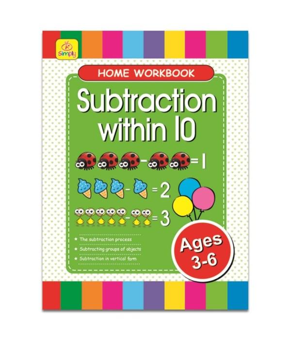 education book/subtraction