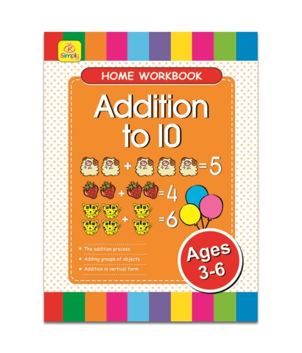 education book/addition 24/144
