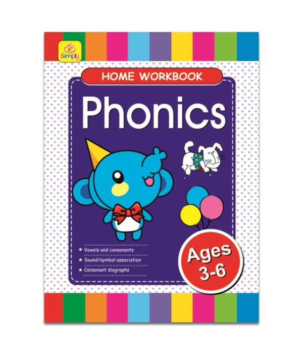 education book phonics 24/144s