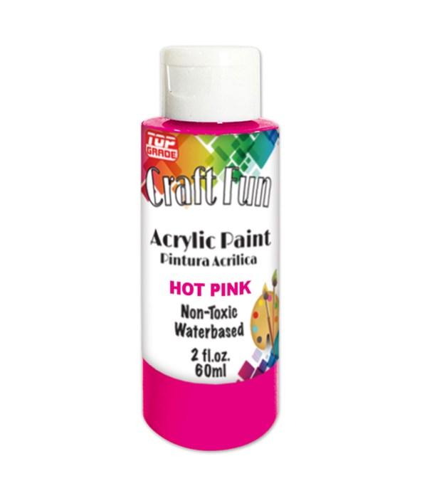 2oz acrylic paint h-pk 24/288s