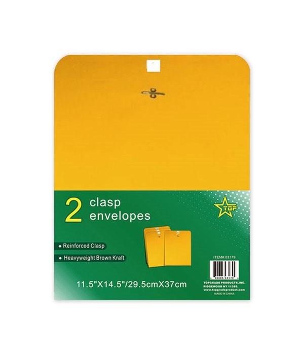 clasp envelope 48s