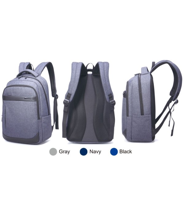 "18"" backpack astd clr 6/24s"