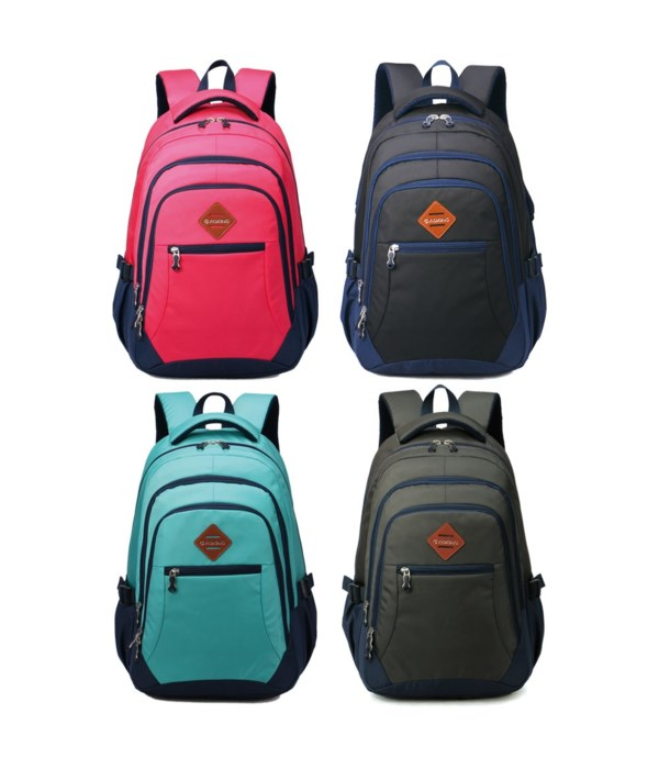 """18"""" laptop backpack 6/24s"""
